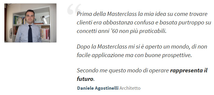 Marketing architetti facebook