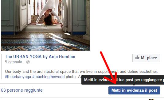 Trovare clienti architetti facebook
