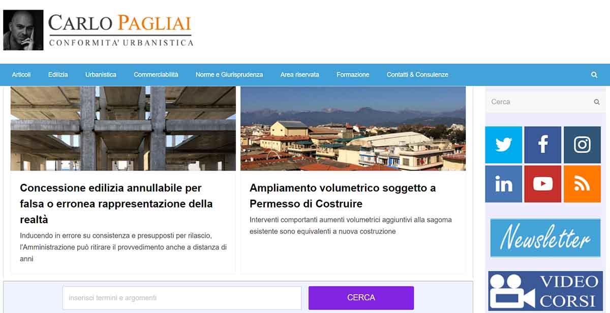 come fare un sito web per architetti architettifreelance
