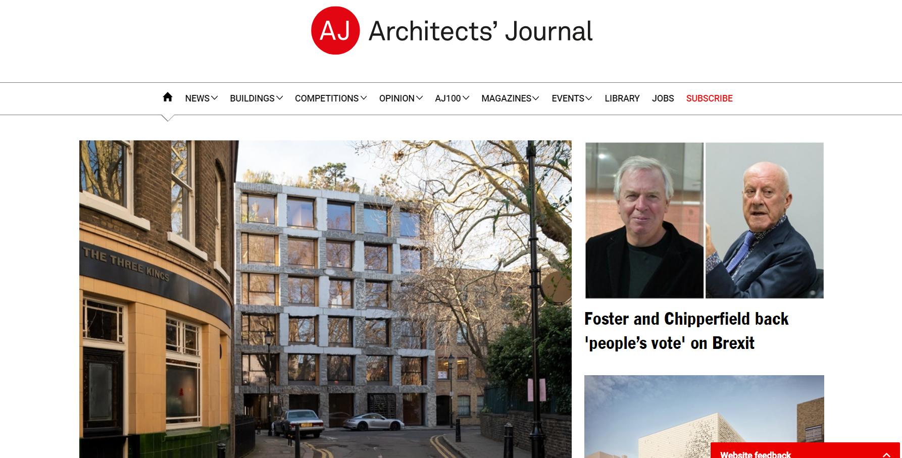 blog di architettura architects journal architettifreelance