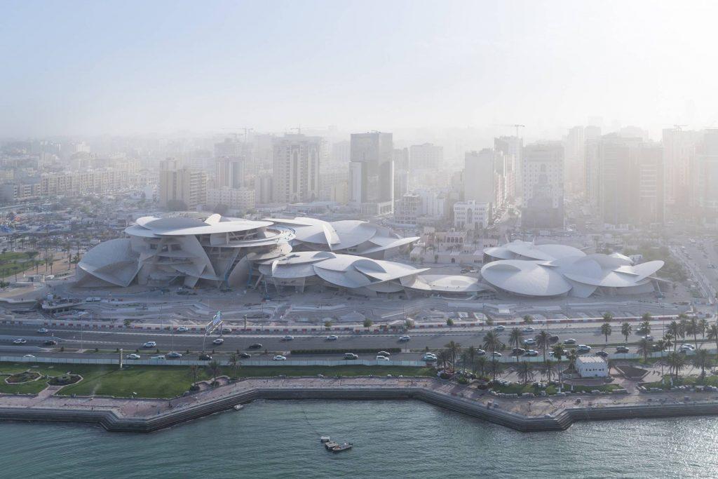 Progetti Architettura National Museum of Qatar