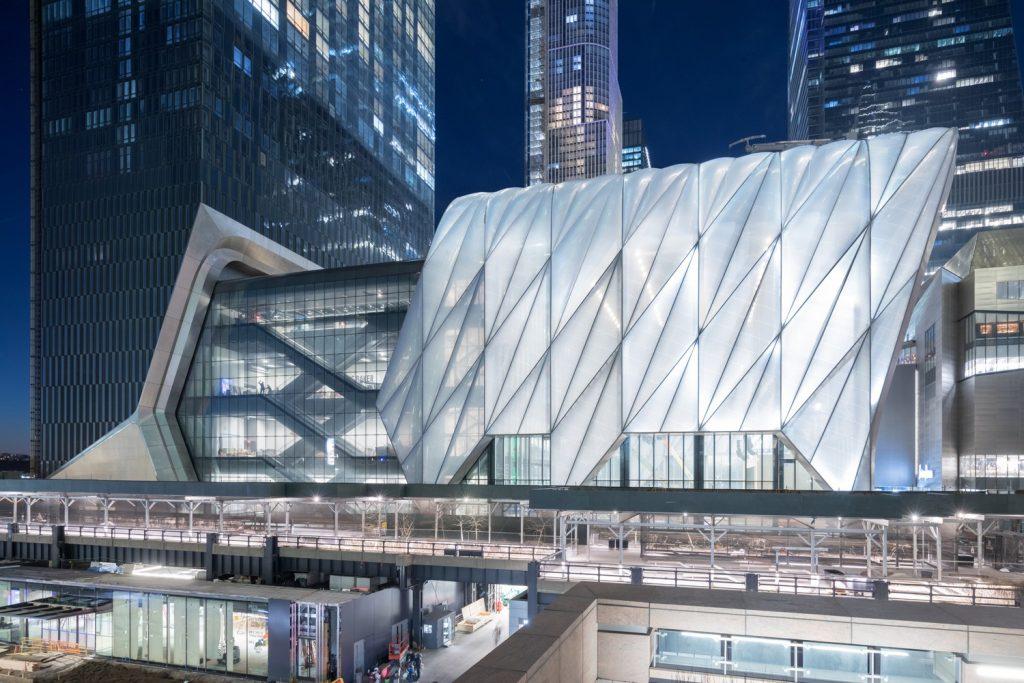 Progetti architettura The Shed