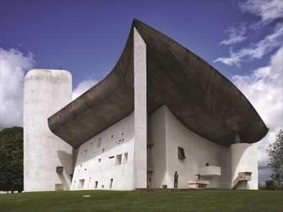 Le Corbusier Notre Dame du Haut