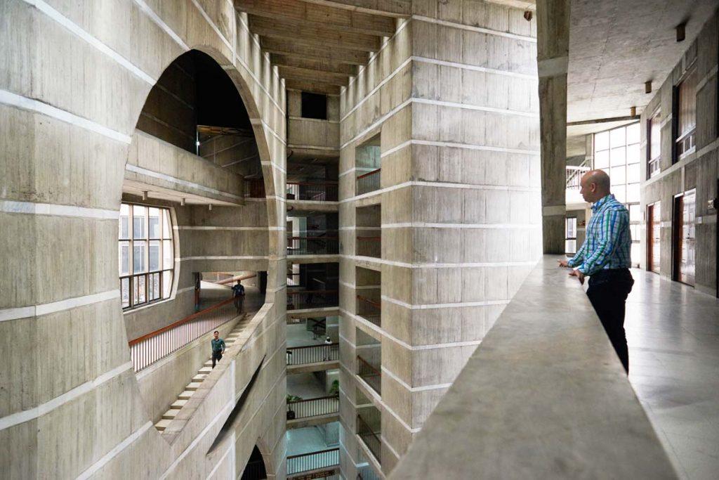 Louis Kahn Dacca