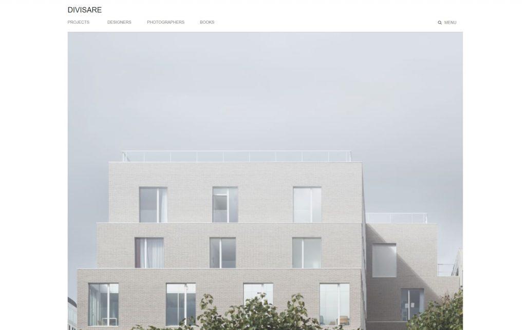 Divisare siti di architettura