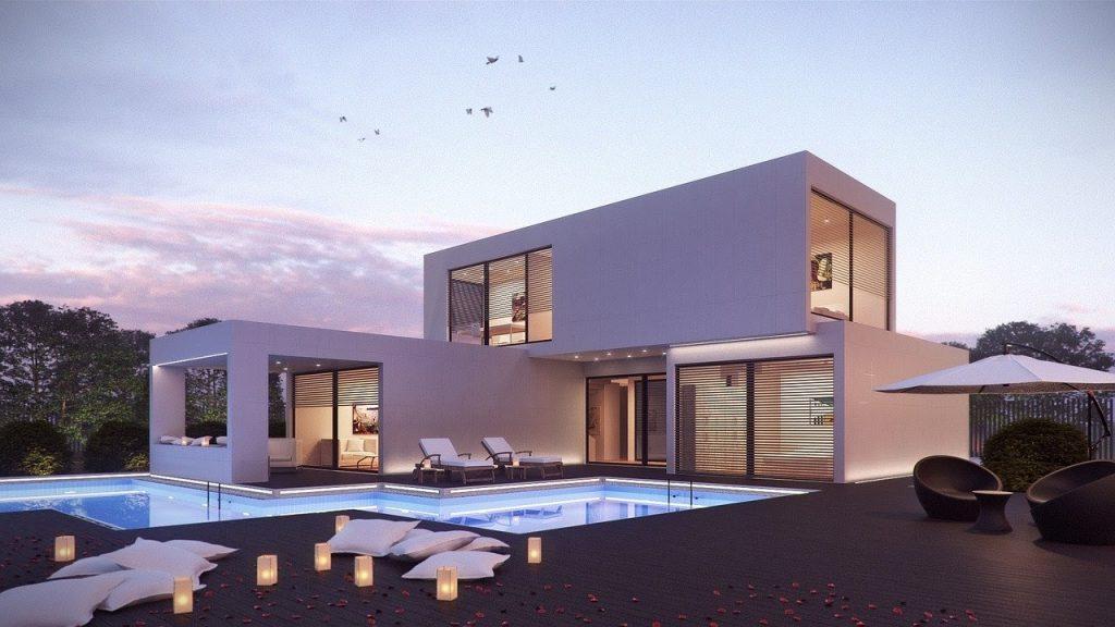 rendering architettura