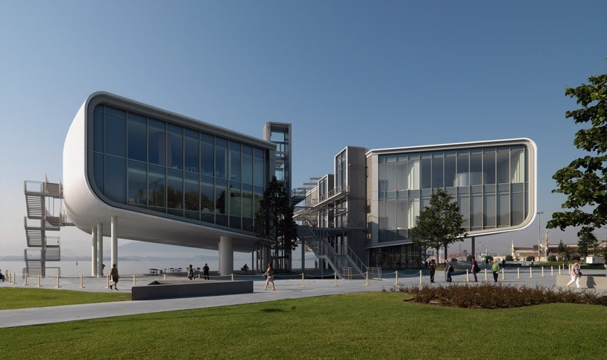 Renzo Piano opere: Centro Botin