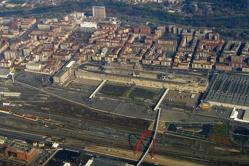 Renzo Piano opere: Fabbrica FIAT
