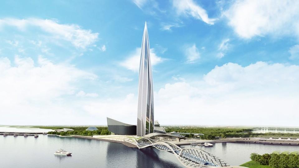 Progetti di architettura: Lakhta Centre San Pietroburgo