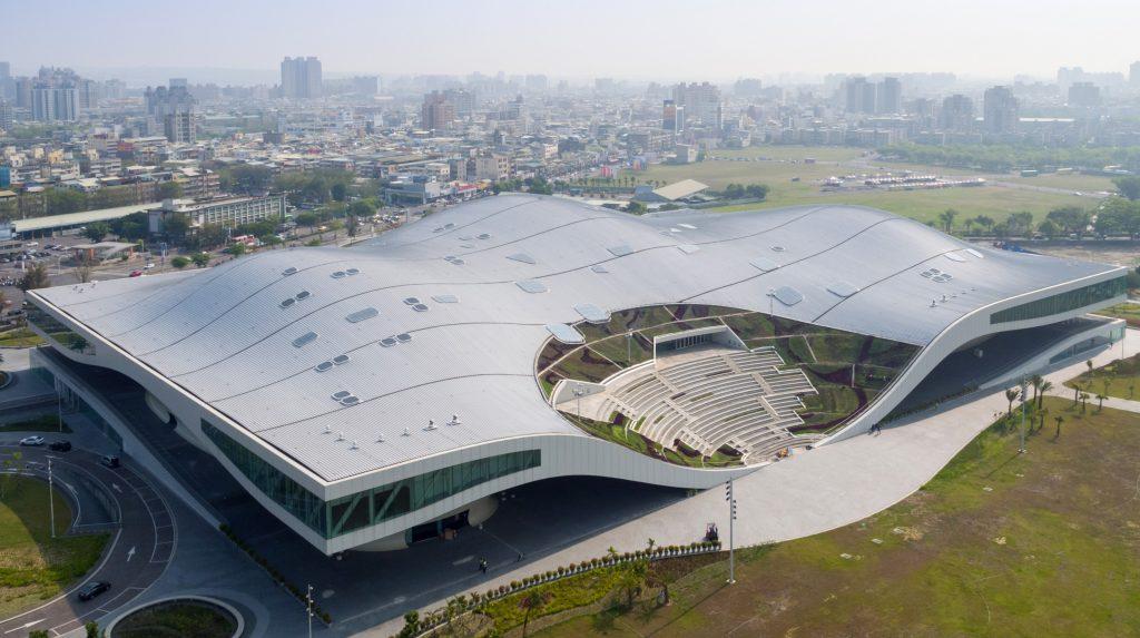 Progetti di architettura: National Kaohsiung Center for the Arts