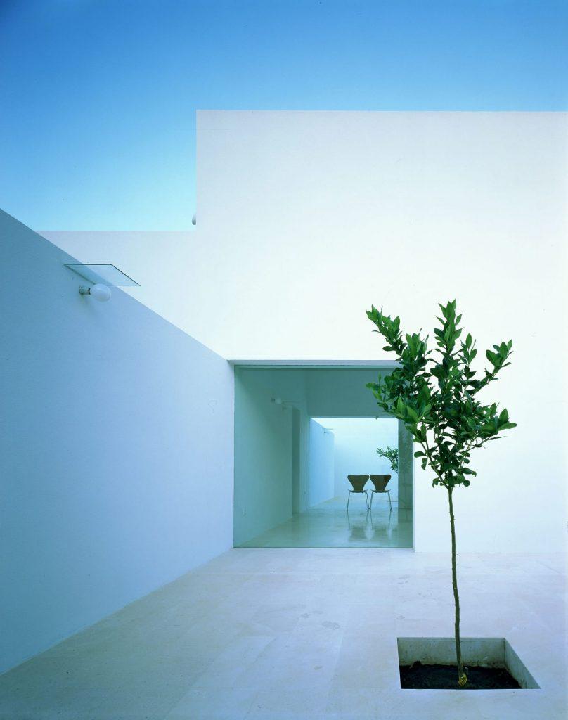 Esempi di architettura minimalista contemporanea