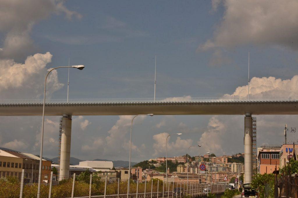 Renzo Piano opere: Ponte San Giorgio