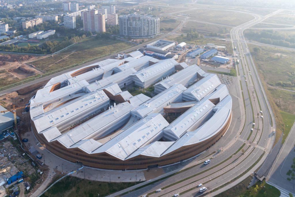 Progetti di architettura: Skolkovo Institute of Science and Technology