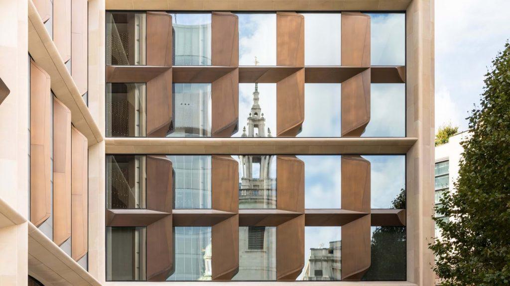 Progetti architettura: sede Bloomberg