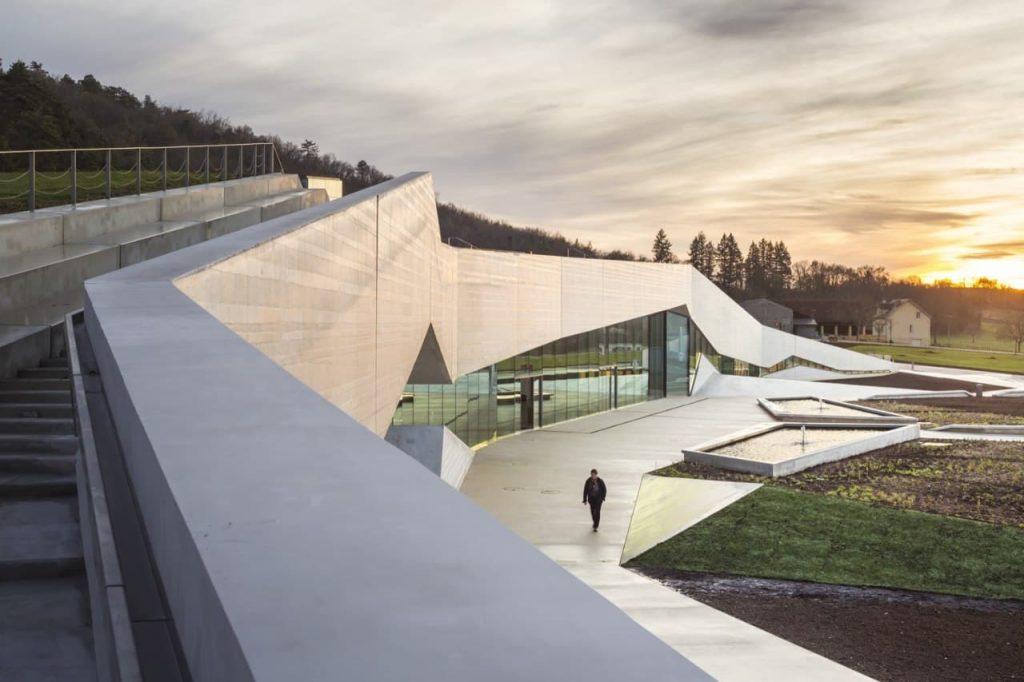 Progetti di architettura: Lascaux IV