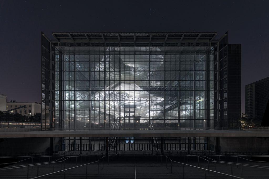 Architetti italiani famosi: La nuvola