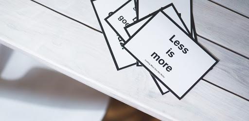 Portfolio di architettura: less is more