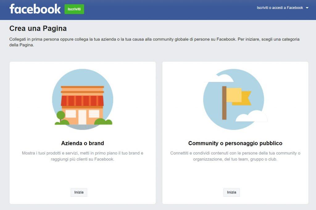 piattaforme social per architetti: Facebook